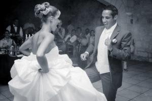 Soirée photo de mariage Bordeaux Bruges Le Grand Darnal celebration ouverture de bal premiere danse Sebastien Huruguen