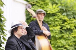 musiciens vin d'hinneur mariage bordeaux bruges le Grand Darnal