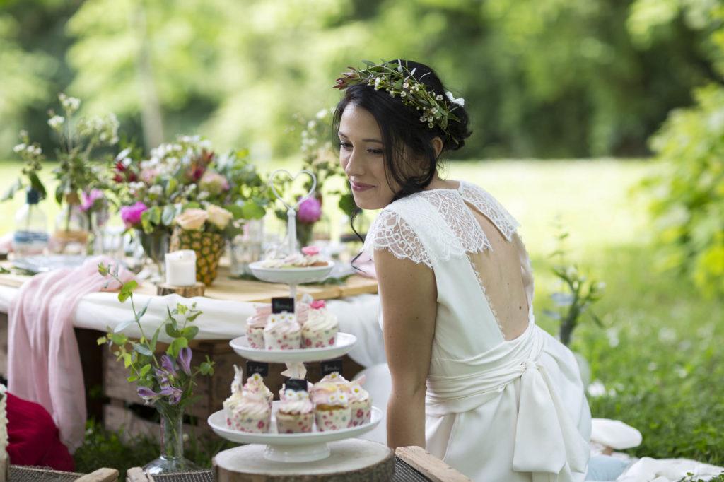 Shooting sur un air Boheme, Wedding planner les Mariages de Mademoiselle L avec Nena photographe mariage Bordeaux Sebastien Huruguen
