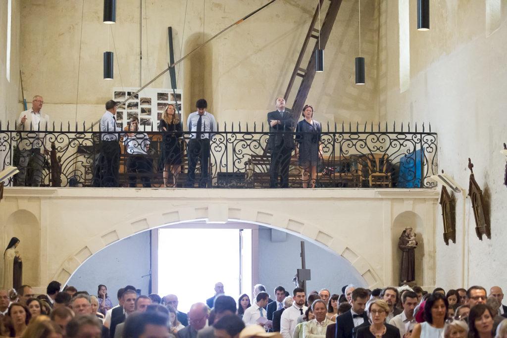 interieur de l'eglise a marmande agen 47 cermonie religieuse de mariage
