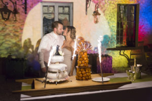 Photographe Mariage Bordeaux Huruguen couple ouverture bal gateau