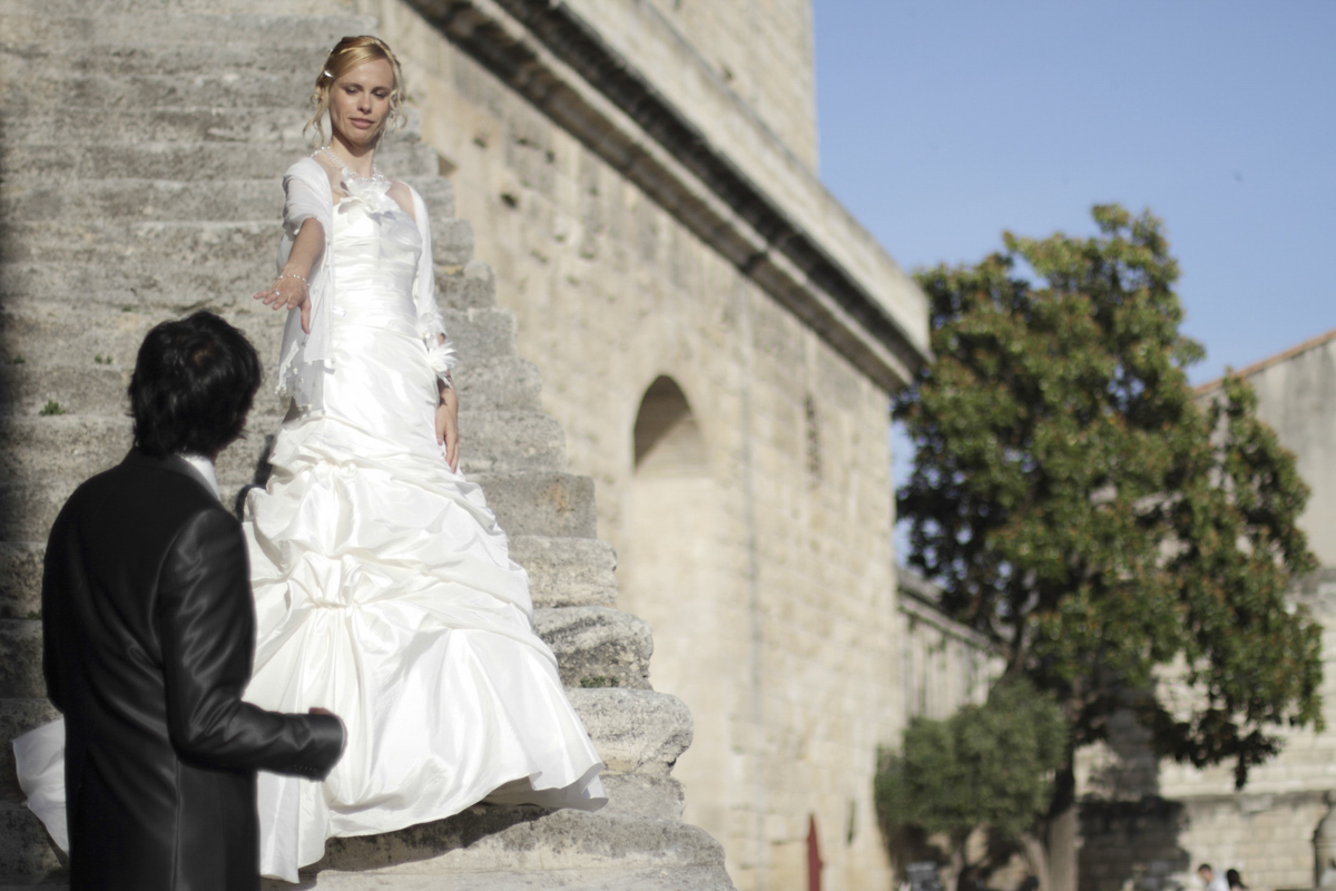 Photographe Mariage Bordeaux Sebastien Hurugen Couple Jeunes Maries Ayguemorte seance photo