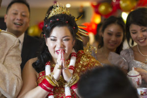 Photographe Mariage Bordeaux Sebastien Huruguen ceremonie religieuse traditionnelle asiatique merignac gironde