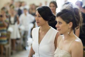 temoins mariage couple de maries eglise notre dame de beyssac a marmande invités et témoins sebastien huruguen