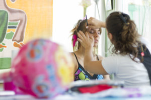 preparatifs mariee make up coiffure mariage bruges bordeaux aquitaine gironde