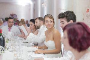 Repas de mariage Sebastien Huruguen Photographe Mariage Bordeaux