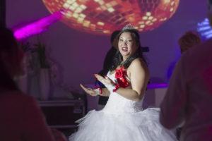 Ouverture du bal et danse de la mariee
