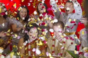 Mariage asiatique traditionnel cambodgien sur Mérignac proche de Bordeaux par le photographe spécialiste de la photo de mariés Sébastien Huruguen