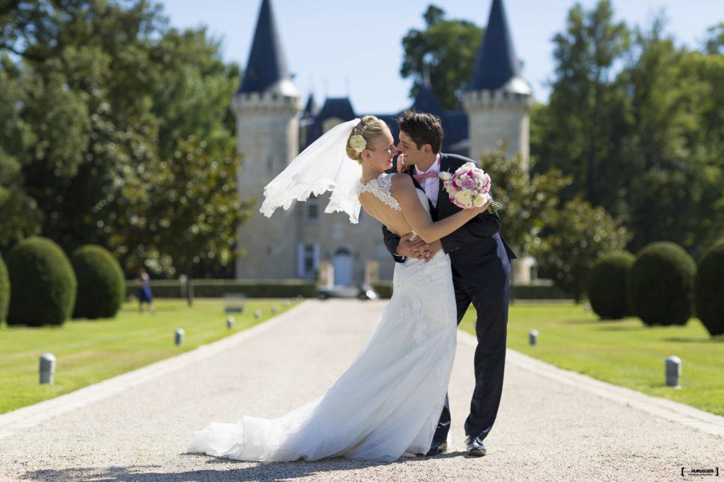 Gironde Sébastien Huruguen photographe de mariage à Bordeaux - professionnel photographe de mariage en Gironde - photographe mariage 33 - photographe mariage Aquitaine