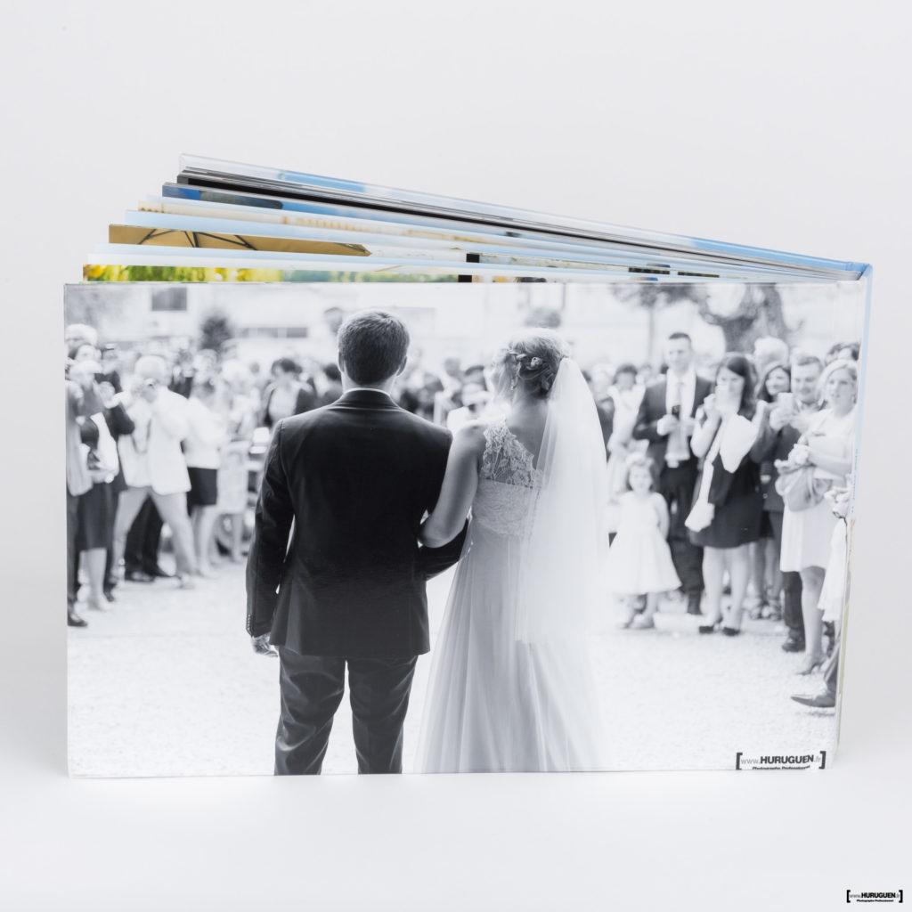 livre-album-photo-HD-mariage-couverture-rigide-sebastien-huruguen-photographe-bordeaux-format-A4-horizontal-72pages