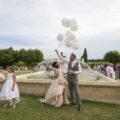 photographe mariage bordeaux sebastien huruguen mariage au chateau lafitte yvrac laché de ballons les mariages de mademoiselle L wedding planner